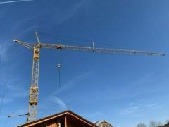 Строительный башенный кран Liebherr 48.1K на