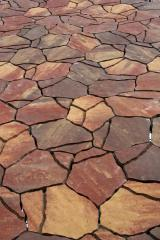 Тротуарная плитка New Песчаник, Производится в