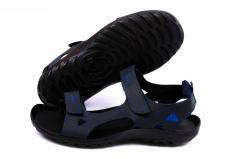 Мужские кожаные сандалии Nike NS blue...
