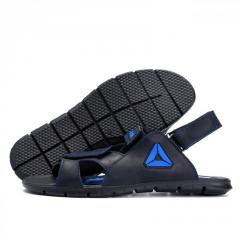 Мужские кожаные сандалии Reebok NS blue...