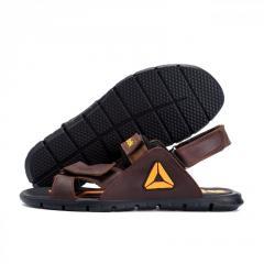 Мужские кожаные сандалии Reebok NS brown...
