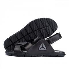 Мужские кожаные сандалии Reebok NS Grey...