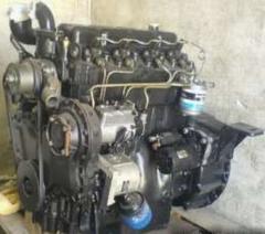 Двигатели высокого давления, двигатель Д 39001