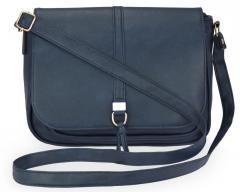 Стильная женская сумка-мессенджер польский бренд,