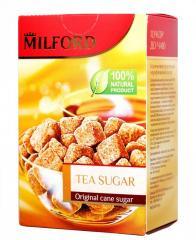 Милфорд сахар коричневый не рафинированный -...