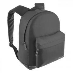 Рюкзак городской Wallaby чёрный 29 х 38 х 15