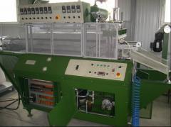 Оборудование для производства и обработки резины,