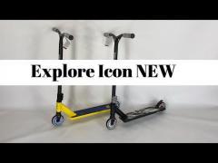 Трюковый Самокат Explore Icon New, Пега, Колеса