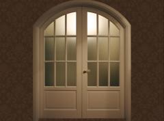 Двери межкомнатные двойные| двери двойные