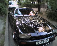Автонаклейки, оклейка авто карбоном Киев