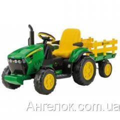 Детский трактор John Deere Ground Forcer