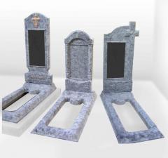 Пам'ятники бетонні, Кривій Ріг