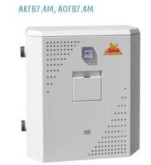 The device heating gas household bezdymokhodny -