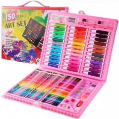 Детский большой художественный набор для рисования