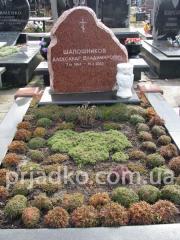 Надгробие на кладбище, надгробия, заказ надгробия, изготовление, продажа