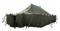 Army tent of USB 56
