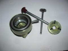 The tool for repair of a facet of the valve