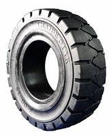 Tires for fork loaders