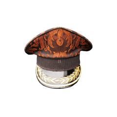 Peak-caps for production games, tailoring,