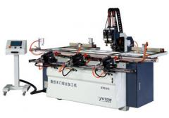 The drilling and grooving center with ChPU MDK