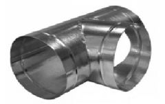 Air ducts from stainless steel