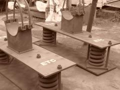 Equipment gas
