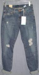 Джинсы женские Levis 513 the Boyfriend jeans. ОПТ