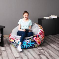 Надувне крісло Bestway 75075, 112 х 112 х 66 см