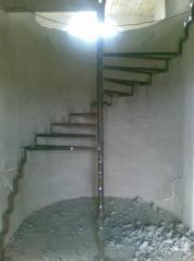 Лестницы винтовые луцк, комплектующие для лестниц