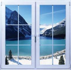 Металлопластиковые окна WINTECH 640,ROTO NT, купить, заказать, Донецк