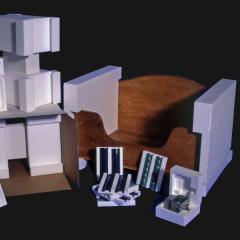 Упаковка для мебели из пенопласта на заказ