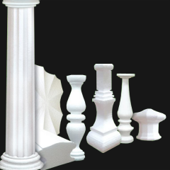 Köpük polistren dekoratif elemanları