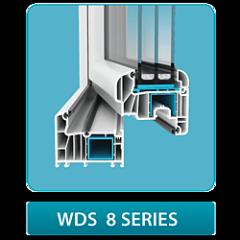 Окна металлопластиковые WDS - 8 SERIES -