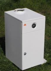 Газовый котел Гелиос АОГВ 12Д Люкс
