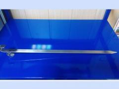 Skewer internal for the tandoor of 53Х51Х15Х2 mm