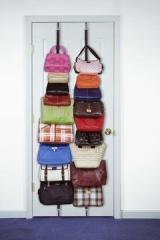 Organizer for Bag Rack bags