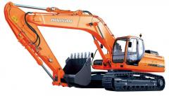Excavation equipment (services, rent) | Antstroy