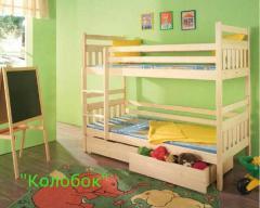 Bunk bed (KOLOBOK)