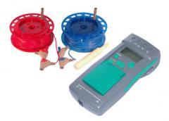 Earth resistance meter IS-10