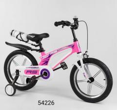 Велосипед магнієвий 16 дюймів CORSO алюмінієві