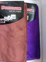 Полотенце микрофибра 35*75 см