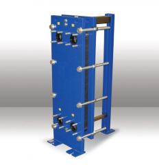 GFTA folding lamellar heat exchangers