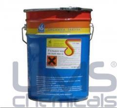 Gelknut Polimal 140. Creates a firm and rigid