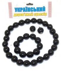 """Набор """"Ожерелье + браслет + сережки"""""""