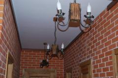 Мебель и интерьер|Бра маркиза-2 для дома, кованый