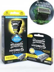 Станок Schick Wilkinson Sword Hydro 5 Sense