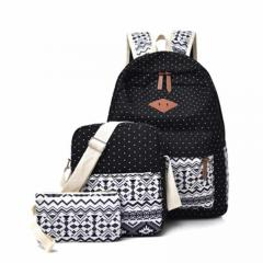 Стильный женский городской рюкзак 3 в 1 в