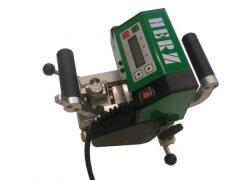 Сварочный автомат MION, HERZ для тоннельных мембран, геомембран (гидроизоляция)