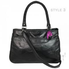 Женская кожаная сумка PROMOTION LHB101