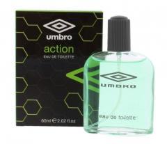 Туалетная вода для мужчин Umbro Action 60ml EDT